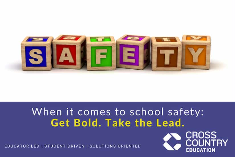 school safety graphic